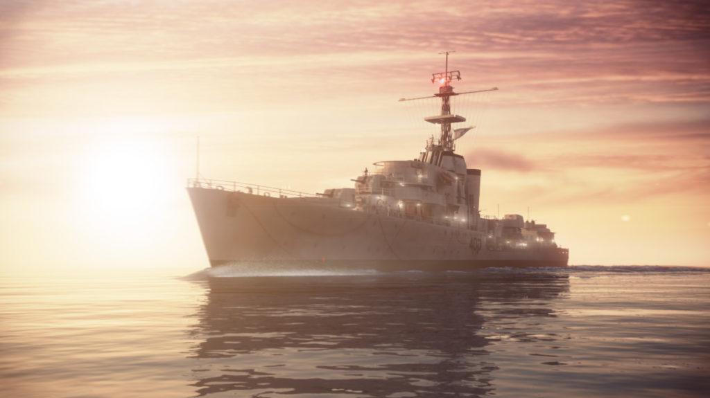 Ahi Eilat BattleCruiser 1